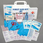Pac-Kit® #10 Weatherproof Plastic ANSI First Aid Kit