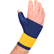 OccuNomix Neo Thumb/Wrist Wrap Navy, Extra Large, 400-015