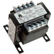 Acme Electric CE010050 CE Series, 50 VA, 120 X 240 Primary Volts, 24 Secondary Volts