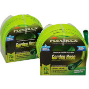 "Legacy™ Flexzilla Zillagreen Garden Hose W/ 3/4"" GHT Fittings, 5/8"" Dia. x 75'L"