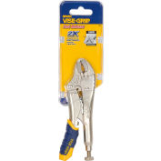 "IRWIN VISE-GRIP® 9T 5WR Fast Release™ 5"" Curved Jaw Locking Plier W/ Wire Cutter"
