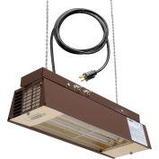 TPI Electric Utility Infrared Heater FFH912B 450/900W 120V