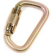 Miller™ Steel Twist-Lock Carabiner, 17D-1