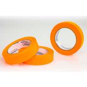 """Bel-Art Write-On™ Label Tape 134880100, 40 Yards x 1""""W, 3"""" Core, Orange, 3/PK"""