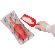 Bel-Art Sterileware® Individually Wrapped Sterile Sampling Scoops 369062010, 8oz, Red, 10/PK