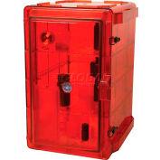 Bel-Art Secador® 4.0 Vertical Desiccator Cabinet 420741008, 1.9 Cu. Ft., Amber