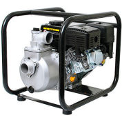 "Pentair Water 1542A-65SP 6.5 HP  2"" Aluminum Semi Trash Pump  with Hydro Powerpro Gas Engine"