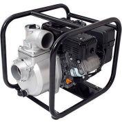 "Pentair Water 1543A-65SP 6.5 HP  3"" Aluminum Semi Trash Pump  with Hydro Powerpro Gas Engine"