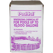 Pool Trol 57522EACH Winter Kit For Up To 15000 Gal. Pools