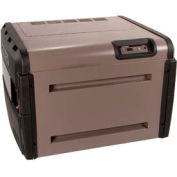 Hayward 250K BTU H Series Natural Heater Low Nox In Ground Electronic W/Dual Thermostat