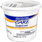 Pool Care Chlorine Stabilizer & Conditioner, 4 Lbs Bag - Pkg Qty 6