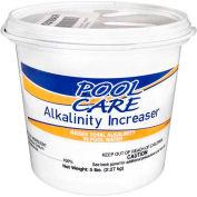 Pool Care Total Alkalinity Increaser, 5 Lbs Bucket - Pkg Qty 12