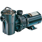Hayward 1.5 HP, 115V Power Flo Lx Vertical Pump Above Ground 6' Cord 1.5""