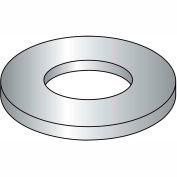 Flat Washer - M4 - Steel - Zinc CR+3 - DIN 125A - 140 HV - Pkg of 1000 - BBI 370019