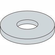 "Fender Washer - 1/4"" x 1"" x 0.05"" - 304 Stainless Steel - Pkg of 100 - Brighton-Best 392040"