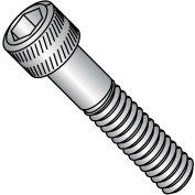 Socket Cap Screw - M6 x 1.00 x 10mm - Steel - Black Oxide - Class 12.9 - FT - UNC - 100 Pk