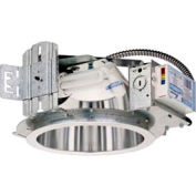 "Lithonia LF8N 1/26-42TRT MV 8"" Recessed Commerical Grade Housing For Compact Fluor. Horizontal"