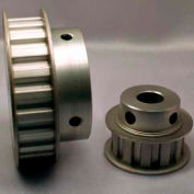 "12 Tooth Timing Pulley, (L) 3/8"" Pitch, Clear Anodized Aluminum, 12l050-6fa5 - Min Qty 5"
