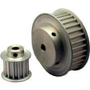 16 Tooth Timing Pulley, (Htd) 5mm Pitch, Clear Anodized Aluminum, 16-5m15-6fa3 - Min Qty 8