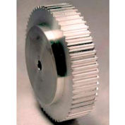 60 Tooth Timing Pulley, T 5mm Pitch, Aluminum, 27t5/60-0 - Min Qty 2