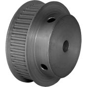44 Tooth Timing Pulley, (Htd) 3mm Pitch, Clear Anodized Aluminum, 44-3m09m6fa6 - Min Qty 5