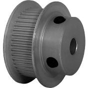 45 Tooth Timing Pulley, (Pwrgrip Gt) 2mm Pitch, Clear Anodized Aluminum, 45-2p09-6fa3 - Min Qty 5