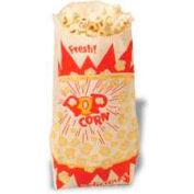 "Benchmark 41002 - Popcorn Bags, 2-1/2"" x 4"" x 8-1/4"""