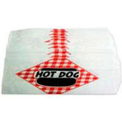 Benchmark USA 68001, Hot Dog Bags, Paper, 1000/Case