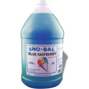 Snow Cone Syrups - Blue Raspberry - Pkg Qty 4
