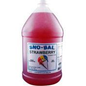 Snow Cone Syrups - Strawberry - Pkg Qty 4