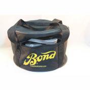 Bond® Ballistic Nylon Dolly Carry Case 2128 for 2127 & 3310 Dollies - 4 Dolly Capacity - Black