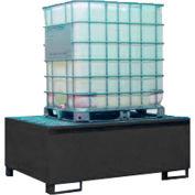 ENPAC® Black Diamond IBC Steel Spill Pallet 9469-BD
