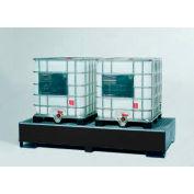 ENPAC® Black Diamond IBC Double Steel Spill Pallet 9480-BD