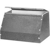 "Bud C-1585 Sloping Panel Cabinet 9.06""W X 7.31"" D X 6.5"" H - Min Qty 2"