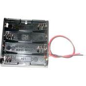 Bud HH-3633 Battery Holder 4 - AA