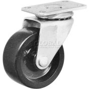 Bud Industries RC-7764-PR Extra Heavy Duty Casters, Pack of 2 - Pkg Qty 2