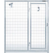 "Behlen Country Magnum Kennels™ Heavy Duty Welded Single Door Panel 60""L x 60""W x 72""H"