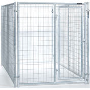 "Behlen Country Magnum Kennels™ Heavy Duty Welded Wire Complete Kennel 60""L x 120""W x 72""H"