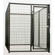"Behlen Country Club Kennels™ Heavy Duty Welded Complete Kennel 60""L x 120""W x 72""H"