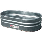 Behlen Country Steel Stock Tank 50130198 Shallow Round End Approximately 38 Gallon