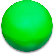 """Behlen Country 10"""" Float Ball For Energy Free Waterers, Green 8""""L x 8""""W x 8""""H"""