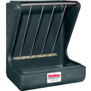 "Behlen Country Poly Wall Stall Feeder With Galvanized Steel Hay Rack, 18""D From Wall"