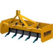 Behlen Country 6' Heavy Duty Box Blade Tractor Attachment 80111110 - 6 Shank Category 1