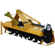 Behlen Country 6' Gear Driven Rotary Tiller Implement 80118060 with Adjustable Feet Category 1