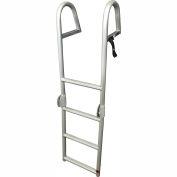 Bearcat 3 Step Rear Entry Pontoon Ladder - LREBCRD