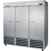 "Reach-in Freezer K Series Solid Doors, 82""W - KF74HC-5AS"