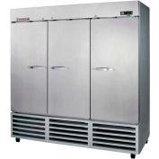 "Reach-in Freezer K Series Solid Doors, 82""W - KF74HC-5AS"