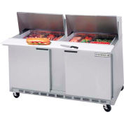 """Beverage Air® SPE60-12M Food Prep Tables Spe60 Elite Series Mega Top, 60""""W"""
