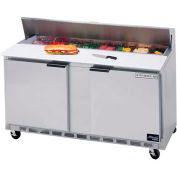 "Food Prep Tables SPE72 Elite Series Standard Top, 72""W - SPE72-08"