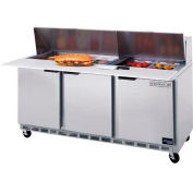 "Food Prep Tables SPE72 Elite Series Cutting Top, 72""W - SPE72HC-10C"
